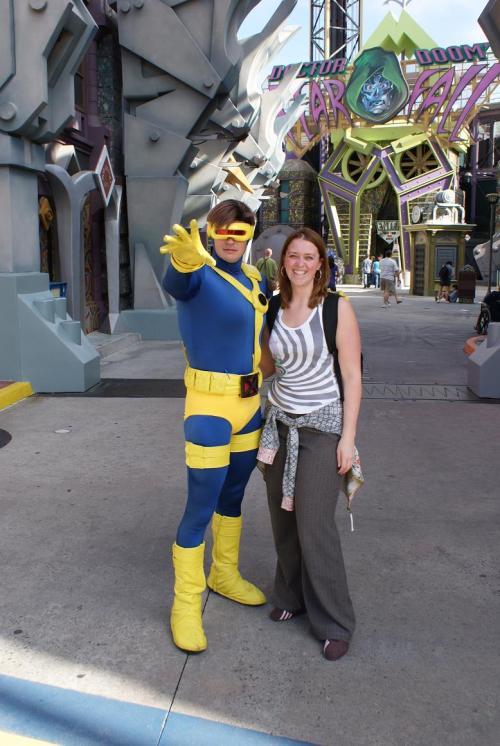 Me & Cyclops