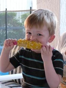 Julian aan de mais